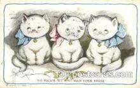 xrt014093 - Artist Signed Grace Wiederseim / Drayton Postcard Postcards