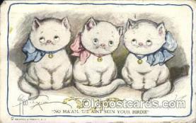 xrt014094 - Artist Signed Grace Wiederseim / Drayton Postcard Postcards