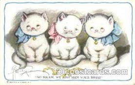 xrt014095 - Artist Signed Grace Wiederseim / Drayton Postcard Postcards