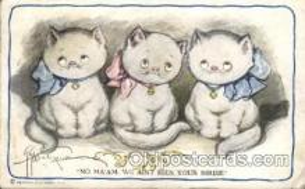 xrt014096 - Artist Signed Grace Wiederseim / Drayton Postcard Postcards