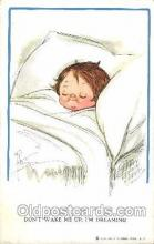 xrt014099 - Artist Signed Grace Wiederseim / Drayton Postcard Postcards
