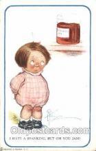 xrt014107 - Artist Signed Grace Wiederseim / Drayton Postcard Postcards