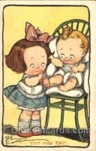 xrt014110 - Artist Signed Grace Wiederseim / Drayton Postcard Postcards