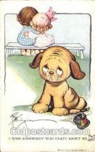 xrt014114 - Artist Signed Grace Wiederseim / Drayton Postcard Postcards