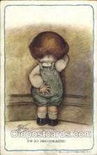 xrt014123 - Artist Signed Grace Wiederseim / Drayton Postcard Postcards