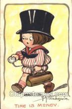 xrt014127 - Artist Signed Grace Wiederseim / Drayton Postcard Postcards