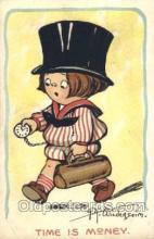 xrt014128 - Artist Signed Grace Wiederseim / Drayton Postcard Postcards