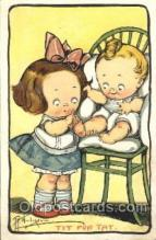 xrt014135 - Artist Signed Grace Wiederseim / Drayton Postcard Postcards
