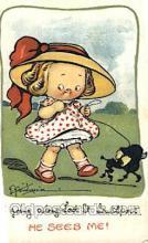 xrt014142 - Artist Signed Grace Wiederseim / Drayton Postcard Postcards
