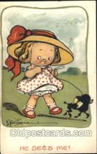 xrt014143 - Artist Signed Grace Wiederseim / Drayton Postcard Postcards
