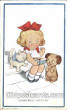 xrt014153 - Artist Signed Grace Wiederseim / Drayton Postcard Postcards