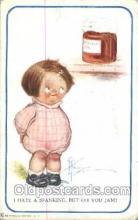 xrt014157 - Artist Signed Grace Wiederseim / Drayton Postcard Postcards