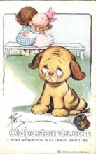 xrt014163 - Artist Signed Grace Wiederseim / Drayton Postcard Postcards