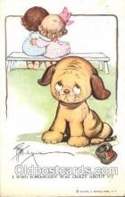 xrt014164 - Artist Signed Grace Wiederseim / Drayton Postcard Postcards