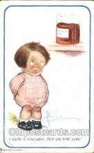 xrt014166 - Artist Signed Grace Wiederseim / Drayton Postcard Postcards
