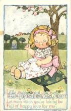 xrt014168 - Artist Signed Grace Wiederseim / Drayton Postcard Postcards