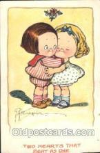 xrt014175 - Artist Signed Grace Wiederseim / Drayton Postcard Postcards
