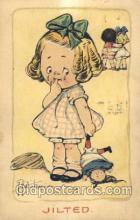 xrt014178 - Artist Signed Grace Wiederseim / Drayton Postcard Postcards