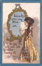 xrt015003 - Artist Signed Dwig, Dwiggens, Postcard Postcards