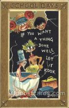 xrt015022 - Artist Signed Dwig, Dwiggens, Postcard Postcards