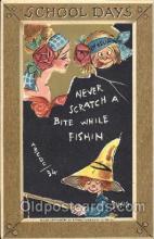 xrt015023 - Artist Signed Dwig, Dwiggens, Postcard Postcards