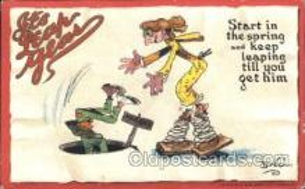xrt015049 - Artist Signed Dwig, Dwiggens, Postcard Postcards