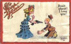 xrt015050 - Artist Signed Dwig, Dwiggens, Postcard Postcards
