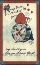 xrt015070 - Valentine Series no. 403 Artist Dwig, Dwiggens, Postcard Post Cards