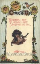 xrt015084 - Cheer Up!! Series Artist Dwig, Dwiggens, Postcard Post Cards