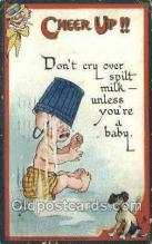xrt015088 - Cheer Up!! Series Artist Dwig, Dwiggens, Postcard Post Cards