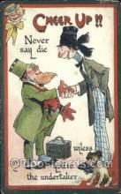 xrt015090 - Cheer Up!! Series Artist Dwig, Dwiggens, Postcard Post Cards