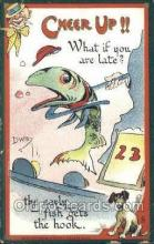 xrt015094 - Cheer Up!! Series Artist Dwig, Dwiggens, Postcard Post Cards