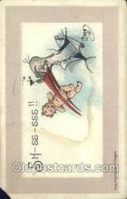 xrt015106 - Series 110 Artist Dwig, Dwiggens, Postcard Post Cards