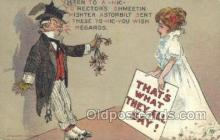 xrt015111 - That's what they all say! Artist Dwig, Dwiggens, Postcard Post Cards