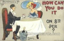xrt015116 - How can I do it Artist Dwig, Dwiggens, Postcard Post Cards