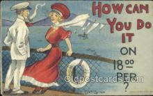 xrt015125 - How can I do it Artist Dwig, Dwiggens, Postcard Post Cards
