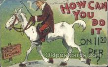 xrt015126 - How can I do it Artist Dwig, Dwiggens, Postcard Post Cards