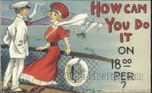 xrt015138 - How can I do it Artist Dwig, Dwiggens, Postcard Post Cards