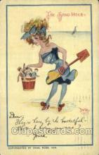 xrt015167 - Artist Dwig, Dwiggens, Postcard Post Cards