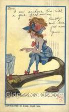 xrt015168 - Artist Dwig, Dwiggens, Postcard Post Cards