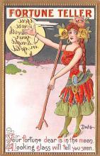 xrt015401 - Artist Signed Dwig Dwiggins Post Card