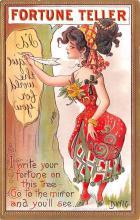xrt015405 - Artist Signed Dwig Dwiggins Post Card