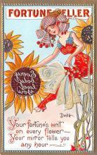 xrt015415 - Artist Signed Dwig Dwiggins Post Card