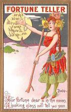 xrt015417 - Artist Signed Dwig Dwiggins Post Card
