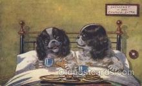 Artist William Ellam, Postcard Post Card