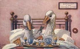 xrt016017 - Artist Signed William Ellam, Postcard Postcards