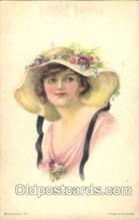xrt018008 - Alice Luella Fidler (USA) Artist Signed Postcard Postcards