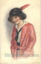 xrt018011 - Alice Luella Fidler (USA) Artist Signed Postcard Postcards