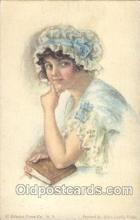 xrt018014 - Alice Luella Fidler (USA) Artist Signed Postcard Postcards