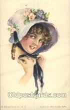 xrt018021 - Alice Luella Fidler (USA) Artist Signed Postcard Postcards